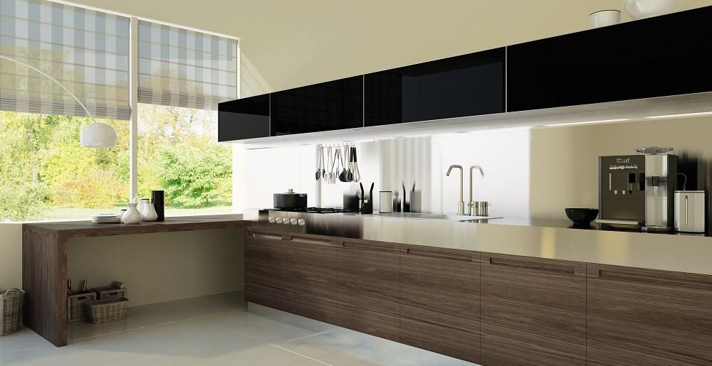 Jakie wybrać kolory do kuchni?