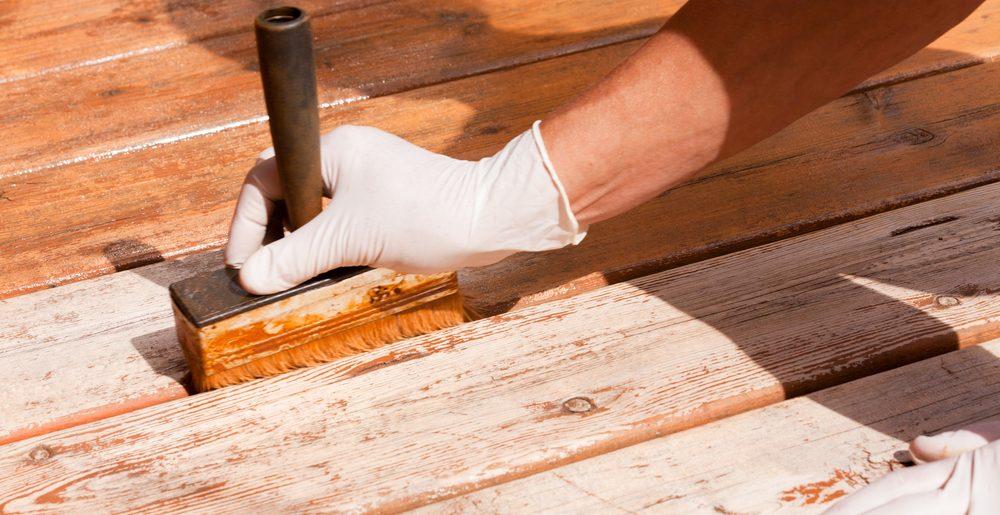 Konserwacja drewna na 3 sposoby